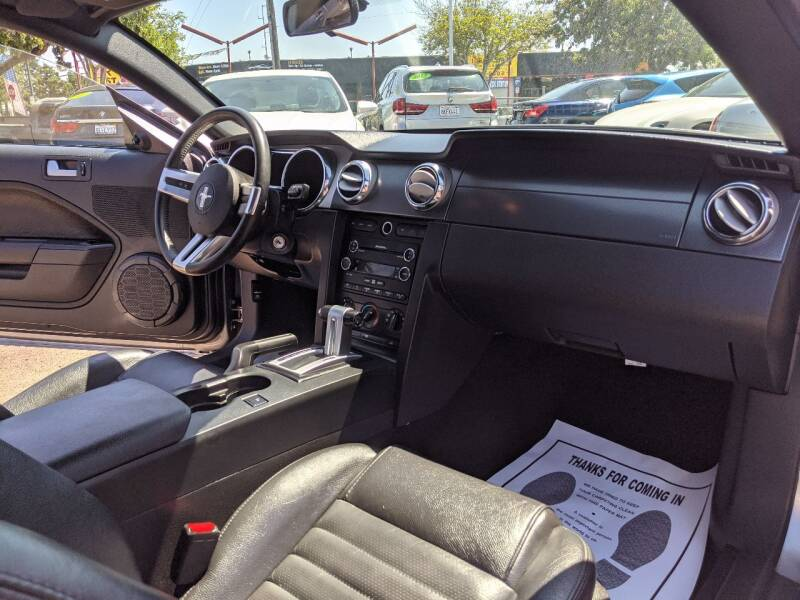 2008 Ford Mustang GT Premium 2dr Fastback - National City CA