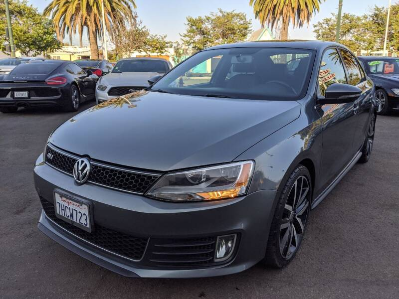 2012 Volkswagen Jetta GLI Autobahn PZEV 4dr Sedan 6A w/ Navigation - National City CA
