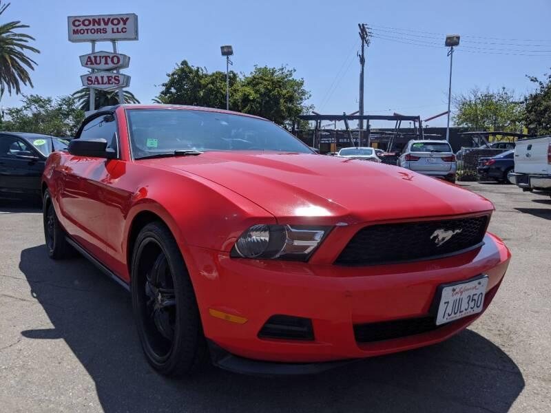 2012 Ford Mustang V6 2dr Convertible - National City CA