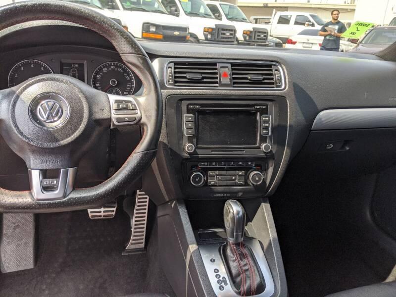 2012 Volkswagen Jetta GLI Autobahn PZEV 4dr Sedan 6A - National City CA