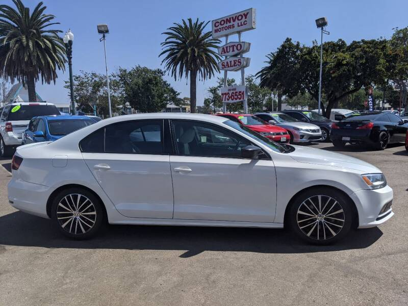 2016 Volkswagen Jetta 1.8T Sport PZEV 4dr Sedan 6A - National City CA