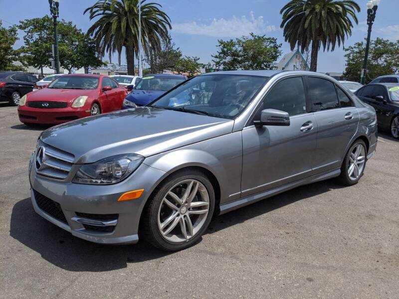 2013 Mercedes-Benz C-Class C 250 Sport 4dr Sedan - National City CA