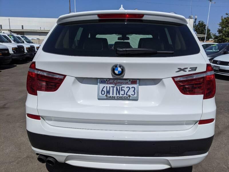 2013 BMW X3 AWD xDrive28i 4dr SUV - National City CA