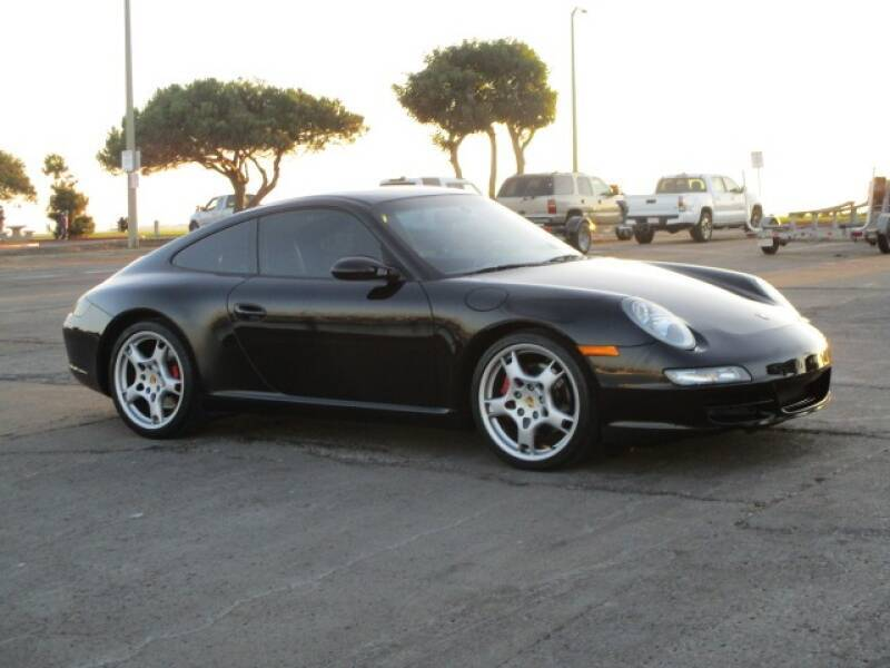 2006 Porsche 911 Carrera S 2dr Coupe - National City CA