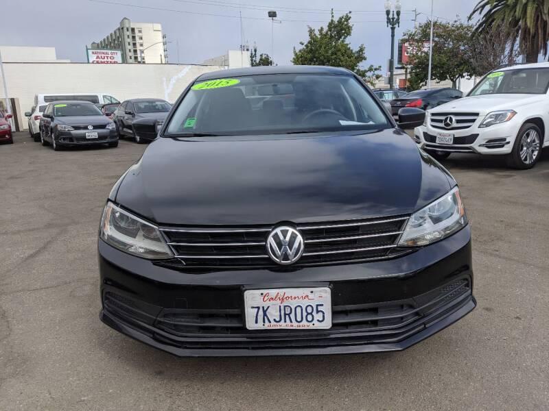 2015 Volkswagen Jetta S 4dr Sedan 6A - National City CA