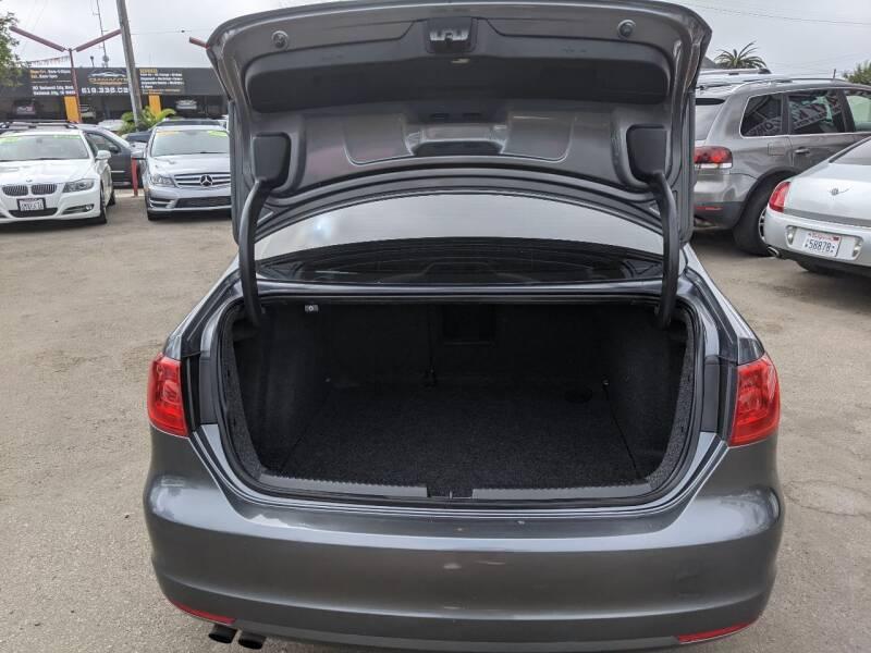 2014 Volkswagen Jetta SE PZEV 4dr Sedan 6A - National City CA