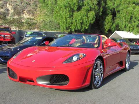 2 Ferrari California Mission Bay San Diego | La Jolla, California ...