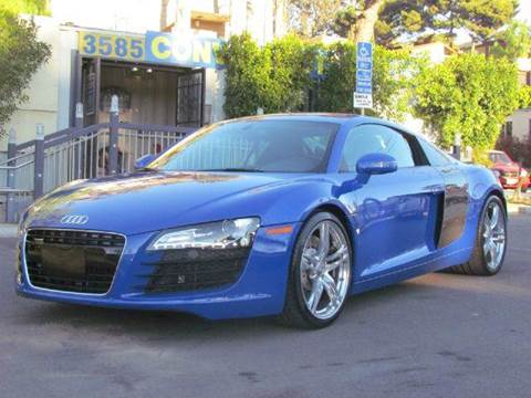 2009 Audi R8 for sale at Convoy Motors LLC in National City CA
