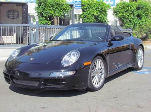 2006 Porsche 911 for sale at Convoy Motors LLC in National City CA