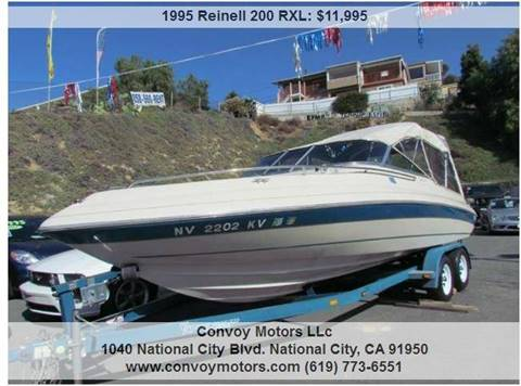 1995 Reinell 200 RXL for sale at Convoy Motors LLC in National City CA
