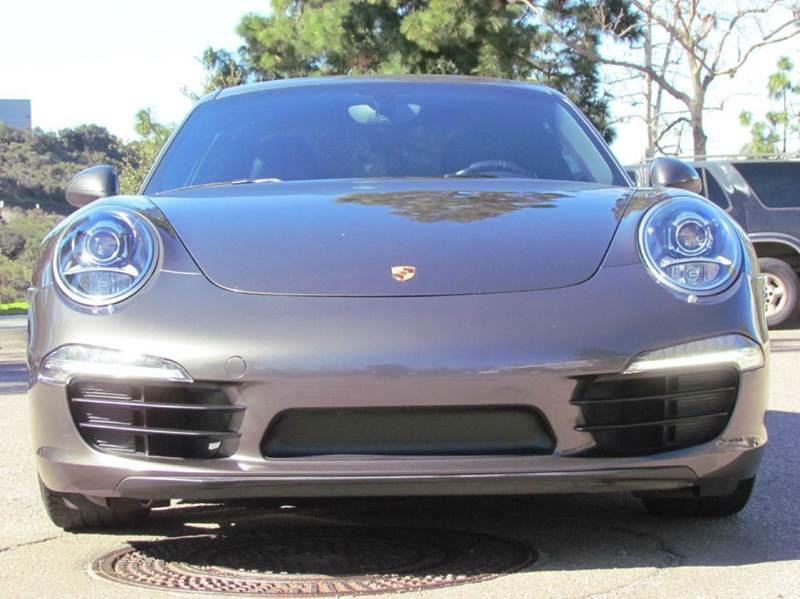 2013 Porsche 911 Carrera 2dr Coupe - San Diego CA