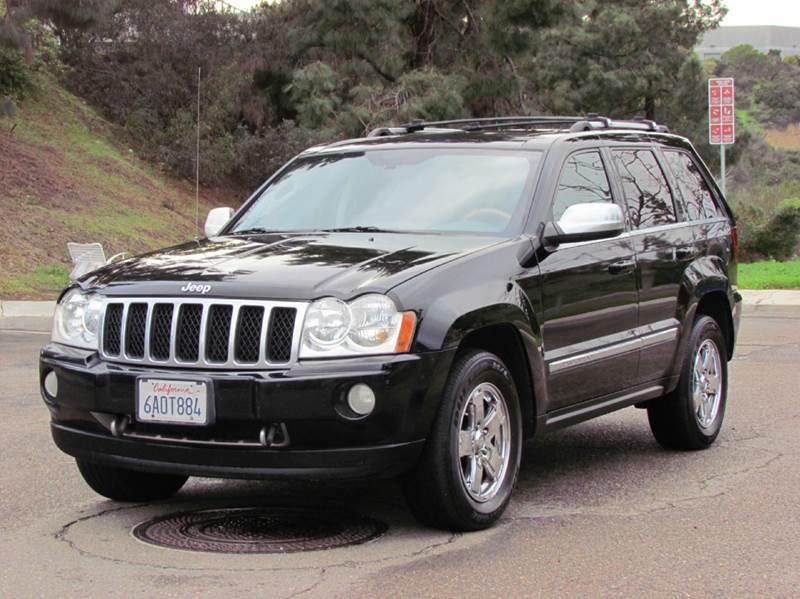 2006 jeep grand cherokee overland 4dr suv in national city ca convoy motors llc. Black Bedroom Furniture Sets. Home Design Ideas