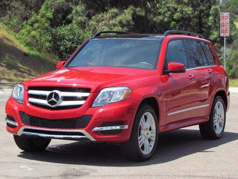 2013 Mercedes-Benz GLK for sale at Convoy Motors LLC in National City CA