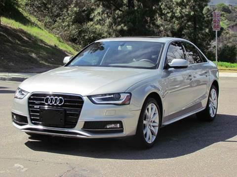 Audi Cars Consignment Car Sales For Sale San Diego Convoy Motors - Audi vehicles