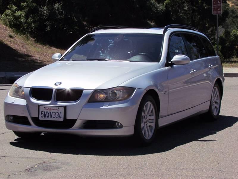 2006 bmw 325xi sport wagon