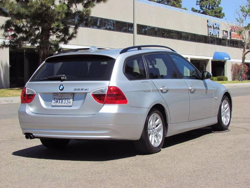 bmw 325i wagon 2006