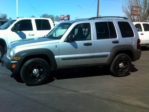 2007 Jeep Liberty for sale in Pocatello, ID