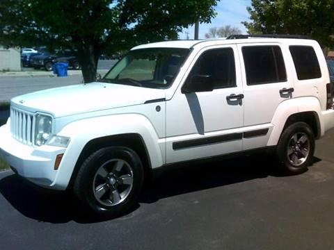 2008 Jeep Liberty for sale in Pocatello, ID