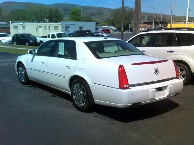 2007 Cadillac DTS Luxury II 4dr Sedan - Pocatello ID
