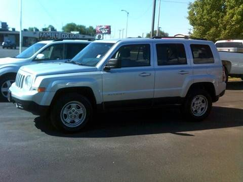 2014 Jeep Patriot for sale in Pocatello, ID