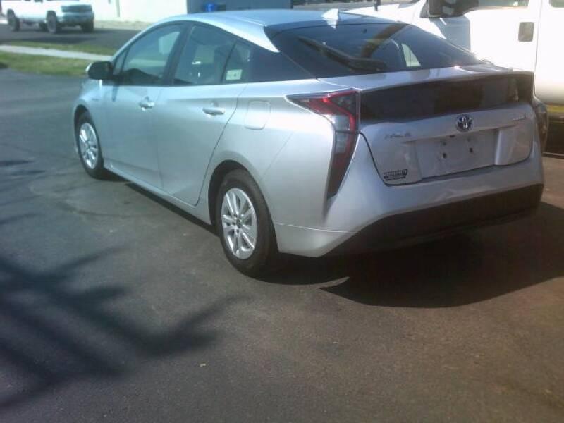 2017 Toyota Prius Two 4dr Hatchback - Pocatello ID