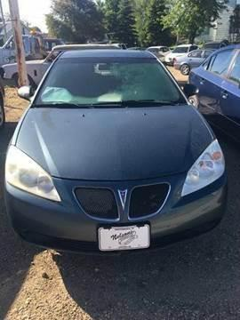 2006 Pontiac G6 for sale in Arcadia, WI