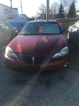 2005 Pontiac Grand Prix for sale in Independence, WI