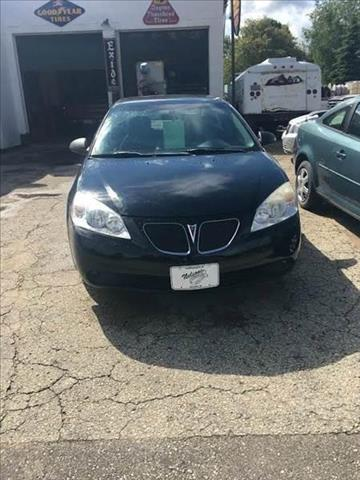 2006 Pontiac G6 for sale in Independence WI