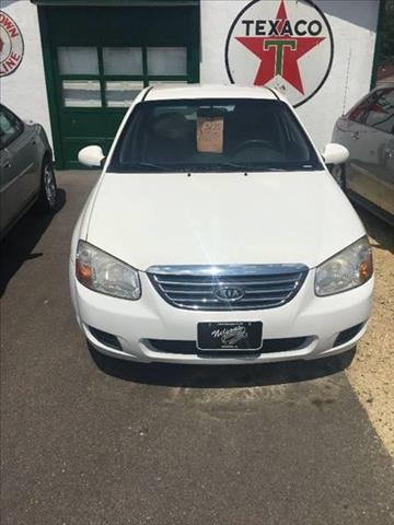 2008 Kia Spectra for sale in Arcadia, WI