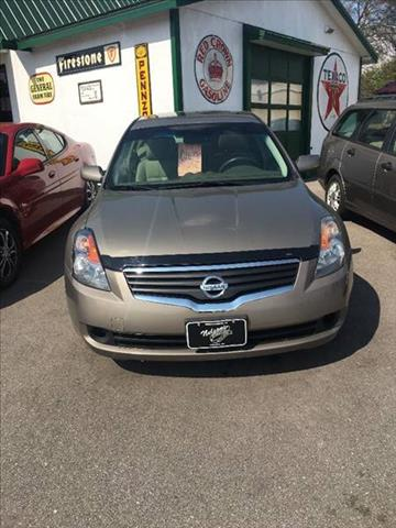 2007 Nissan Altima for sale in Arcadia, WI