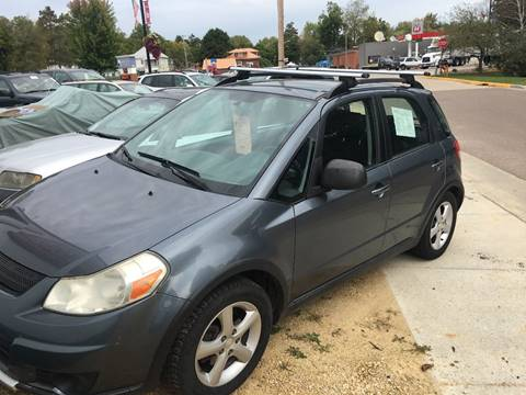 2008 Suzuki SX4 Crossover for sale in Arcadia WI