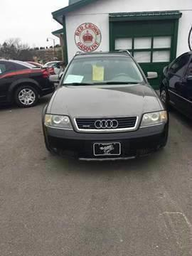 2004 Audi Allroad Quattro for sale in Arcadia WI