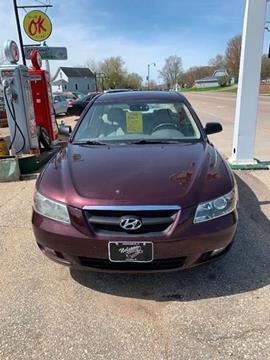 2006 Hyundai Sonata for sale in Independence, WI