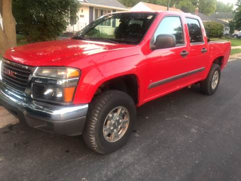 2007 GMC Canyon for sale in Arena, WI