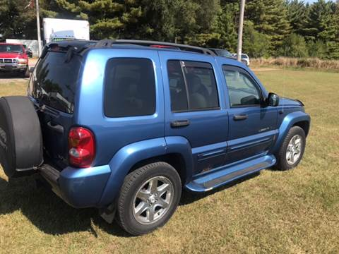 2003 Jeep Liberty for sale in Arena, WI