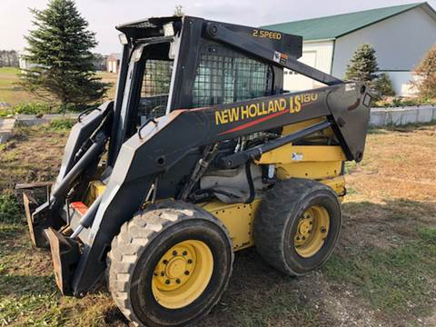2004 New Holland LS 180