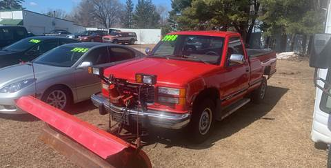 1994 GMC Sierra 2500 for sale in Arena, WI