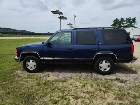 1997 GMC Yukon for sale in Arena, WI