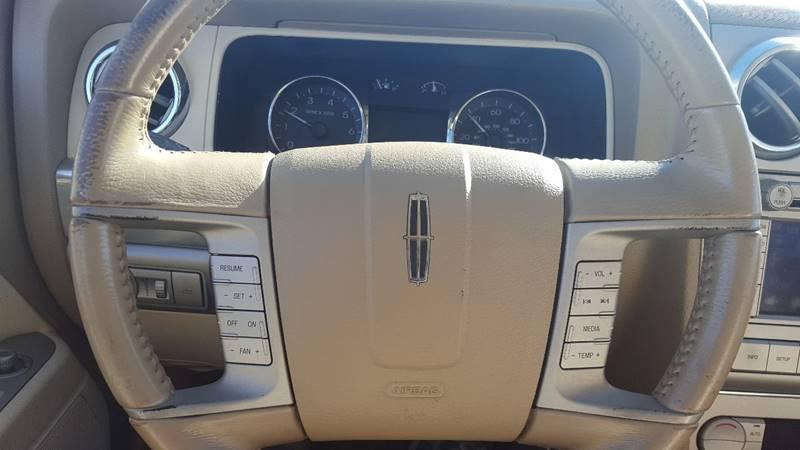 2006 Lincoln Zephyr 4dr Sedan - Kansas City KS