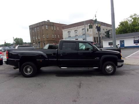 2007 Chevrolet Silverado 3500 Classic for sale in Gloversville, NY