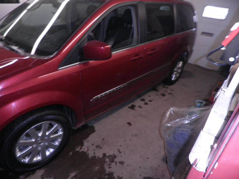 2015 Chrysler Town and Country Touring 4dr Mini-Van - Gloversville NY