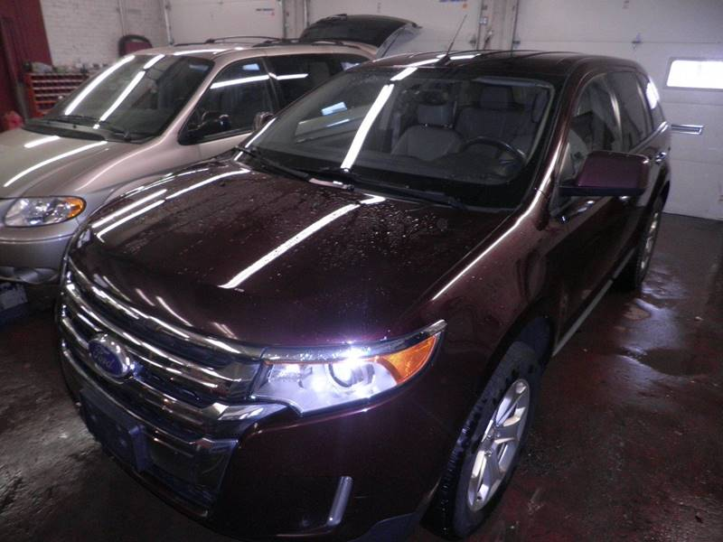 2011 Ford Edge AWD SEL 4dr SUV - Gloversville NY