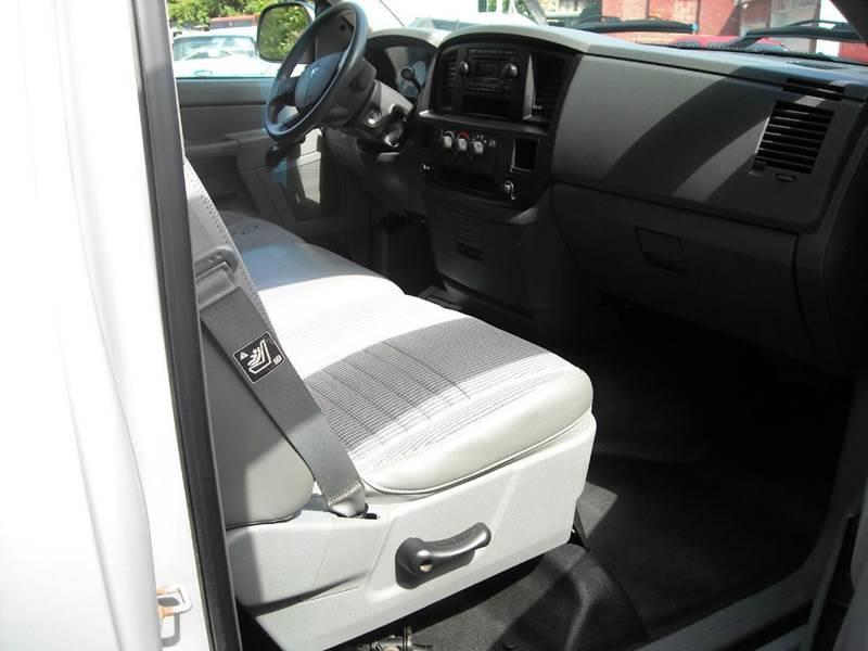 2008 Dodge Ram Pickup 1500 ST 2dr Regular Cab LB - Gloversville NY