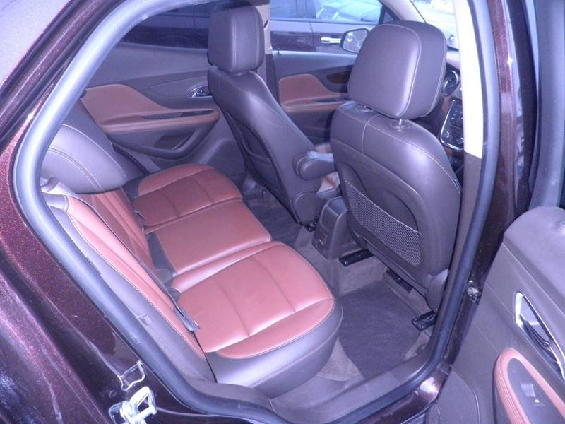 2013 Buick Encore Leather 4dr Crossover - Gloversville NY