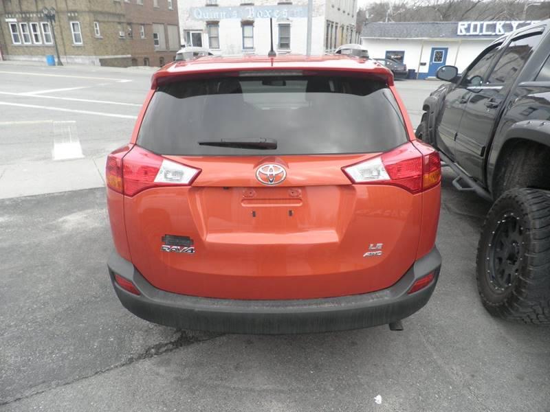 2015 Toyota RAV4 AWD LE 4dr SUV - Gloversville NY