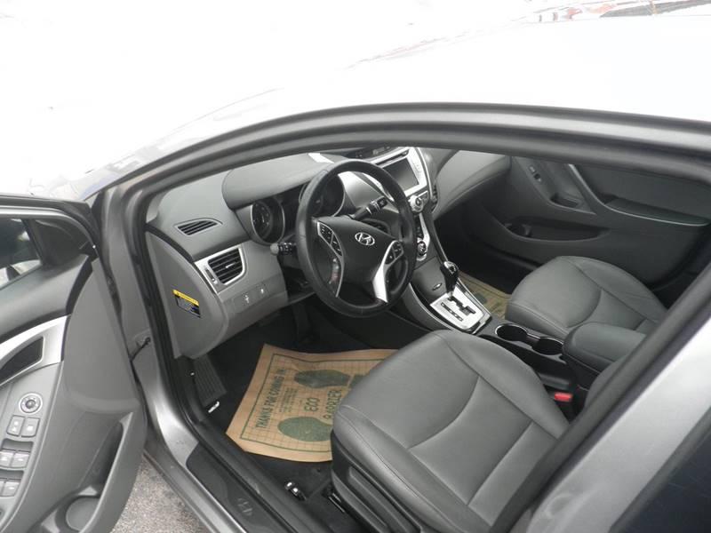 2011 Hyundai Elantra Limited 4dr Sedan - Gloversville NY