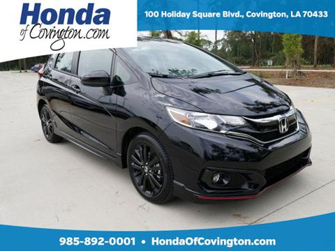2018 Honda Fit for sale in Covington, LA