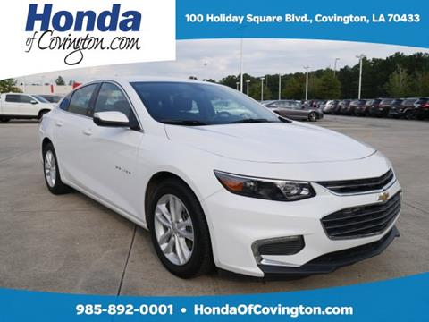 2016 Chevrolet Malibu for sale in Covington, LA