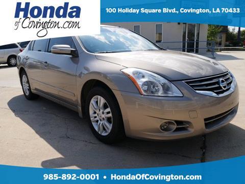 2012 Nissan Altima for sale in Covington, LA