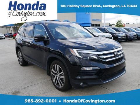 2016 Honda Pilot for sale in Covington, LA